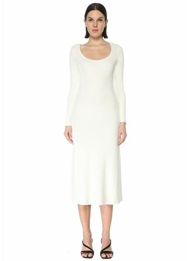 Blender Originated Elbise Beyaz